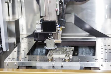 CNC taglio a filo di taglio macchina di alta precisione parti dello stampo