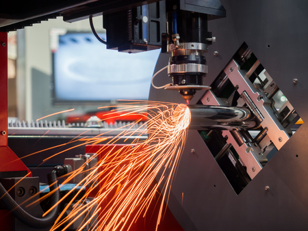 automobiles: High precision CNC laser cutting metal sheet and metal pipe