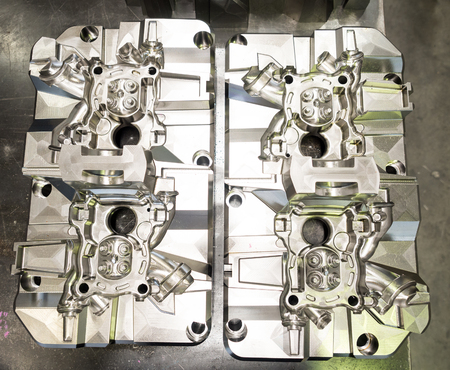 high precision mold and die manufacture for automotive and aero space, high accuracy cutting part for casting mold of die casting and low pressure casting, finishing machining of mold and die
