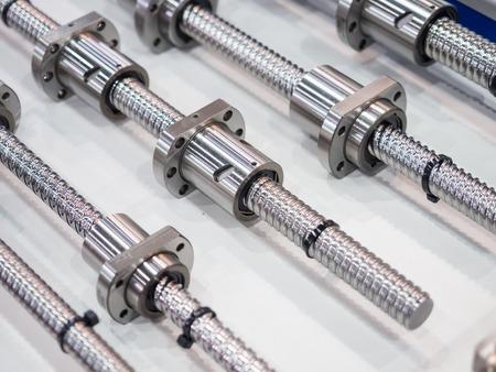 high precision ball screw for highspeed cutting machinery, ball bearing bush