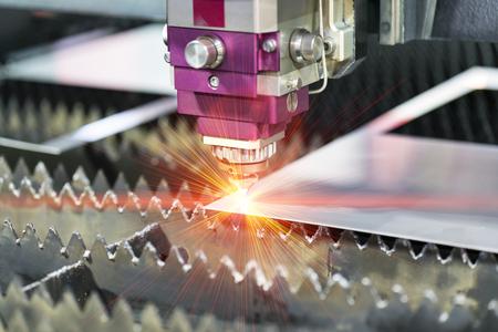 High precision CNC laser welding metal sheet, high speed cutting, laser welding, laser cutting technology, laser welding machine Stock fotó