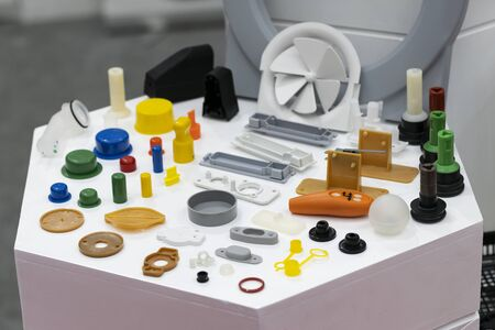 high precision aluminium rubber and plastic automotive part manufacturing by casting and machining