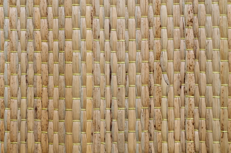Bamboo mat, may be used as background Stock Photo - 14002034