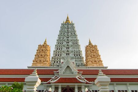 Pagoda high tower in thailand