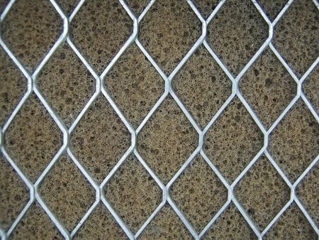 chain fence: Chain Fence for  you texture and background