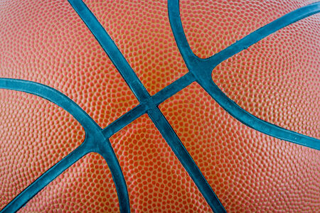 Coseup Basketball or Basket ball texture background photo