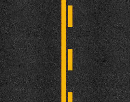 road surface: Asphalt highway road texture with markings background