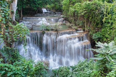 kanchanaburi: Huay Mae Kamin Waterfall Park, Kanchanaburi of Thailand