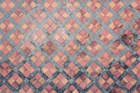 Top view outdoor texture sidewalk floor no body Reklamní fotografie