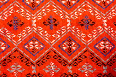 oriental rug: Colorful thai silk handcraft peruvian style rug surface close up More this motif  more textiles peruvian stripe beautiful background tapestry persian nomad detail pattern farabic fashionable textile.