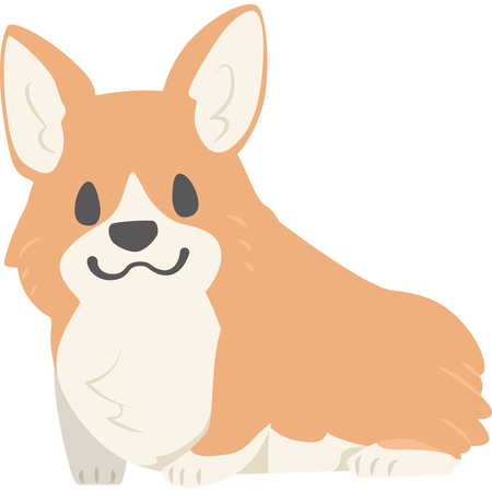Sitting with dogs (CORGI)
