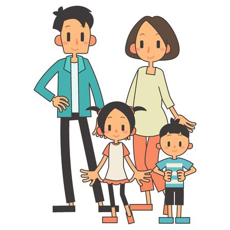 Family 2 households