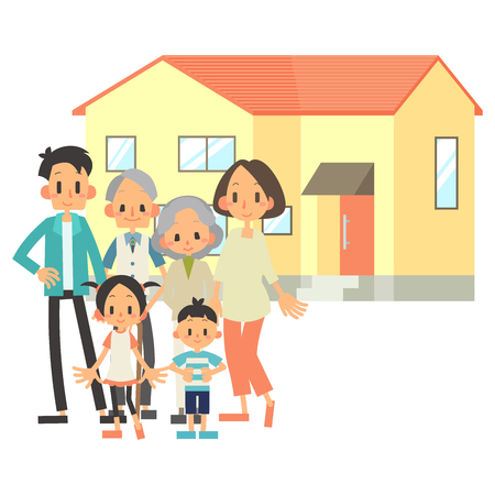 3 Household Family Residential Vehicle