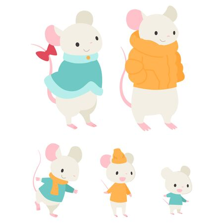 Family of Mice Set