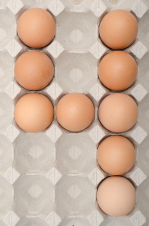 egg number photo