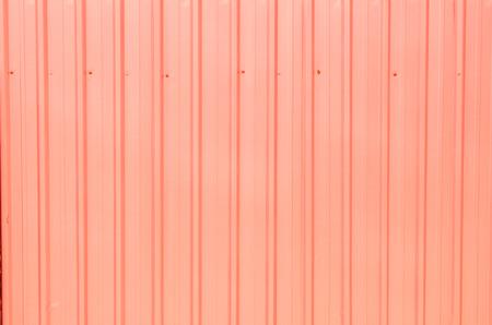 corrugated metal: corrugated metal sheet