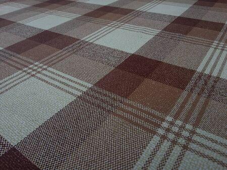 checkered tablecloth: checkered tablecloth