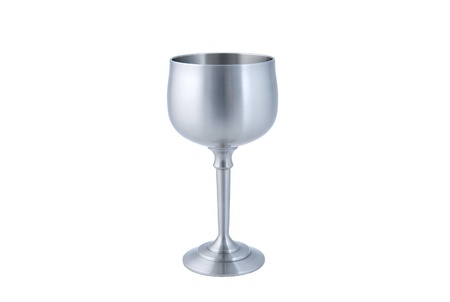 kiddush: Chalice  pewter