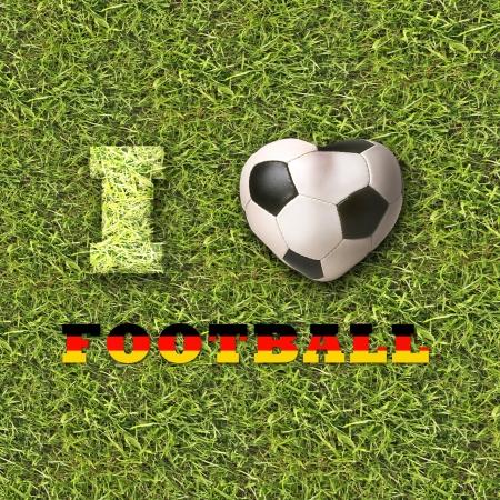I Heart Football Germany