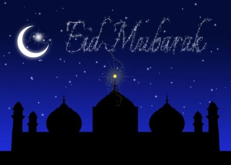 Eid Mubarak Stars
