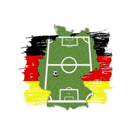Homeland Soccer Football Germany
