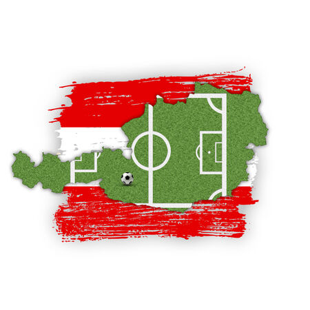 uefa: Homeland Soccer Football Austria