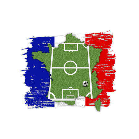 uefa: Homeland Soccer Football France
