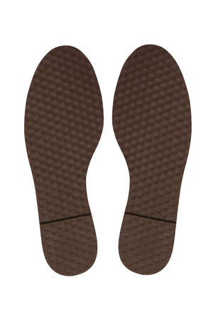 Soles can be made from a variety of materials, although most modern shoes have soles made from natural rubber, polyurethane, or polyvinyl chloride  PVC  compounds  photo