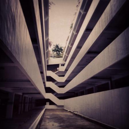 muti: Muti storey car park