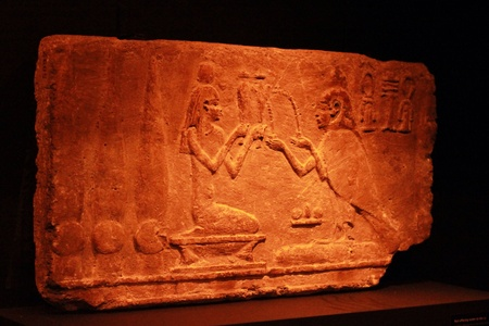 art: The world of ancient Egypt exhibition at Singapore National Museum