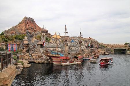 disneyland: Disney sea japan