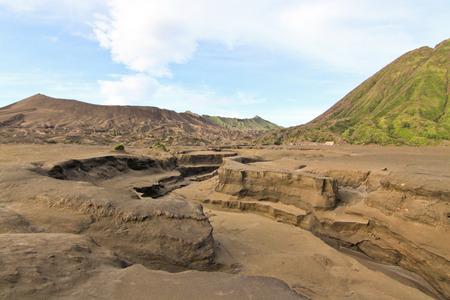 tengger: Mount Bromo in Tengger Semeru National Park, Java Island, Indonesia