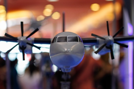 Singapore airshow exhibition