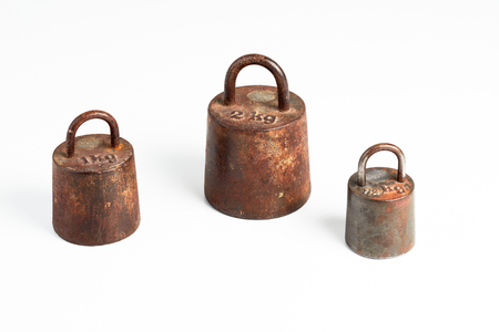calibrated: Old iron metric weights