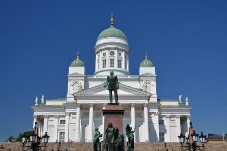 evangelical: Helsinkis Evangelical Lutheran Cathedral