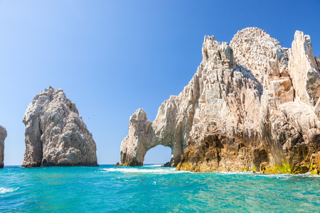 cabo: The famous arch of Cabo San Lucas