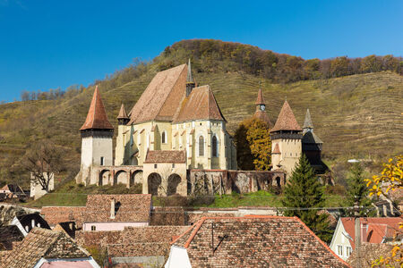 biertan: Biertan s fortified church in Transylvania