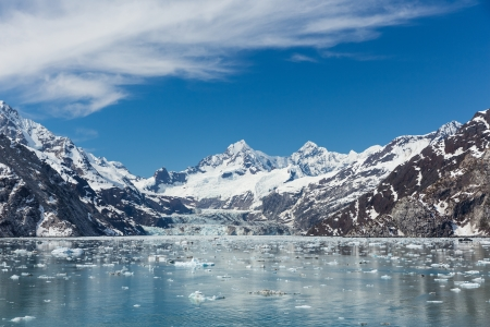 Glacier Bay, Alaska Standard-Bild - 25151118