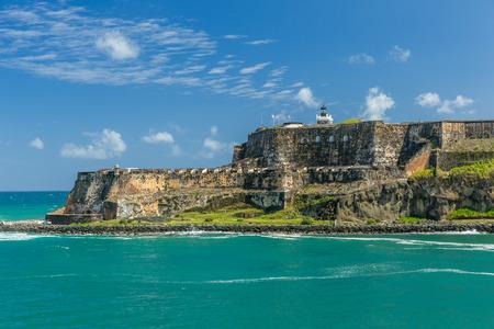 rico: Fort San Felipe del Moro, San Juan Puerto Rico