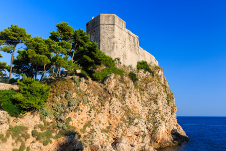 Fort Lovrijenac(St. Lawrence), Dubrovnik Croatia photo