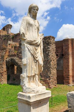 vestal: The House of the Vestal Virgins