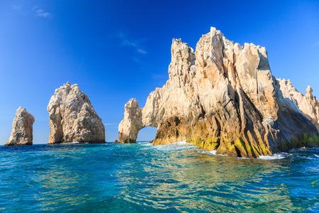rock formations: Cabo San Lucas, Mexico