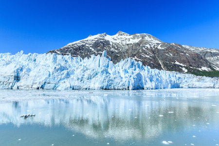 bay: Margarie Glacier in Glacier Bay National Park, Alaska