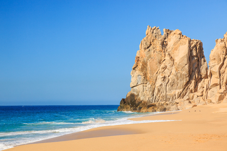 lucas: Lovers beach, Cabo San Lucas, Mexico