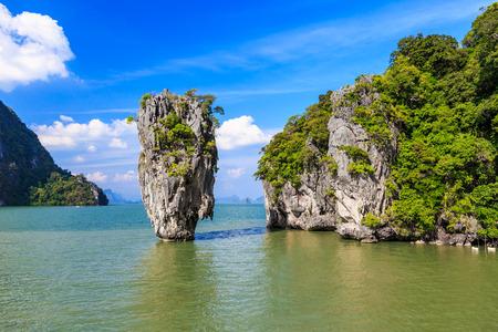 james: James Bond Island in Phang Nga Bay, Thailand