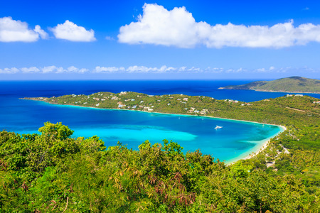 the bay: St Thomas, US Virgin Islands. Magens Bay