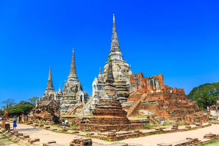 si: Thailand, Ayutthaya Historical Park. Phra Nakhon Si Ayutthaya.
