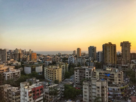 Evenings in Bandra West