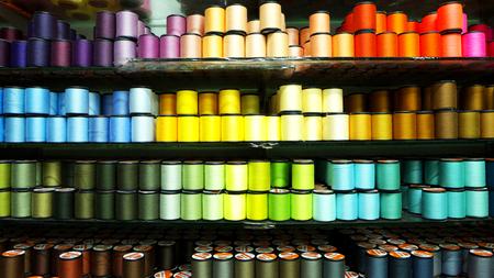 bobbin: Bobbin colors Stock Photo