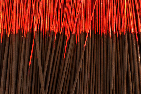 joss: Black Joss sticks